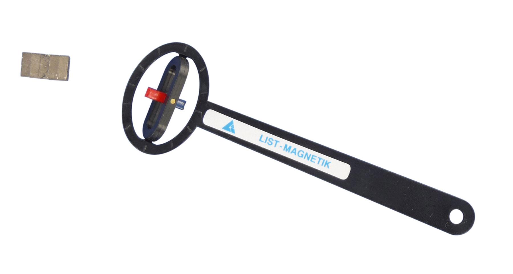 Magnet Pole Detector M-8 | List-Magnetik