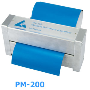 Multipole permanent magnetizer PM-200
