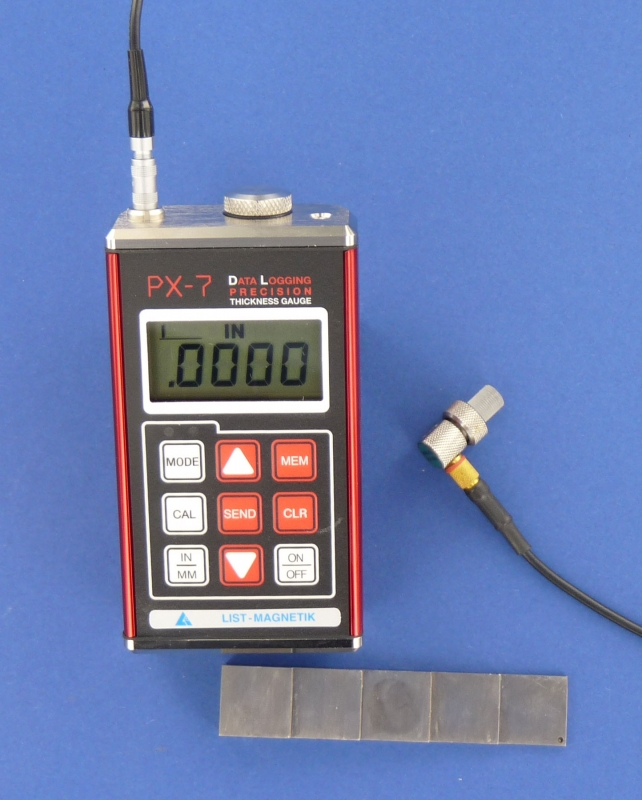 Thickness Gauge Ultrasonic Thickness Meter Thickness Corrosion Measurement Meter