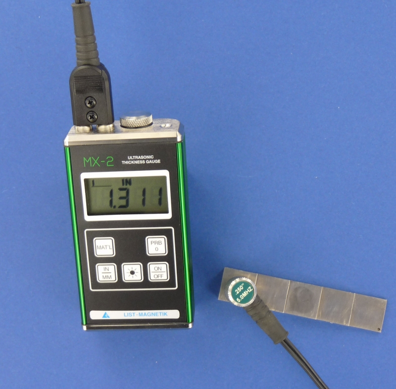 Ultrasonic Thickness Gauge MX-2
