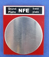 Calibration Base Plate NFE (red)