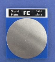 Kalibrier-Grundplatte FE (blau)